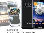 Samsung rumeurs Galaxy Note