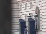 London (9): relève garde Buckingham Palace, Regent's Park, British Museum Covent Garden