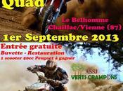 Endurance moto quad l'ASSJ Verts Crampons (87) septembre 2013