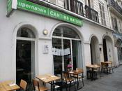 Supernature, cantine Paris