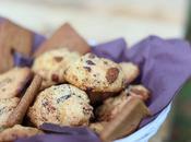 Cookies spéculoos chocolat