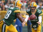 équipes jours: Packers Green