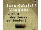 Juan Gabriel Vásquez dans Colombie narcotrafiquants