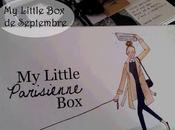 [Box] Little Parisienne Septembre 2013