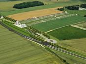 Fouilloy- Villers-Bretonneux abords Mémorial réaménagés