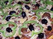 pizza viande hachée façon