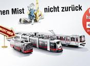 Campagne contre incivilités dans transports publics viennois: euros d'amende pour baiser?