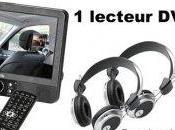Gagnez lecteur portable