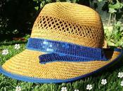 chapeau relooké