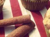 Muffins façon crumble pommes