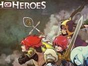 Games with Gold Clash Heroes Halo octobre