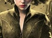 """Scarlett Johansson parle """"Captain America: Soldat d'Hiver""""."""