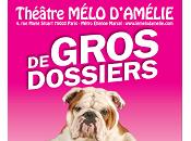 """Gros Dossiers"""", comédie réunie Séduction! Réussite!"""