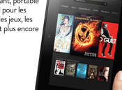 Kindle Fire promo chez Amazon partir 139€