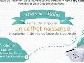 Welcome Baby poli, vient avec cadeau...)
