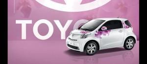 Toyota Clitoris fait buzz Italie