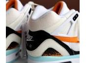 Nike Tech Challenge White Kumquat