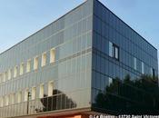 Boeing Bureaux Basse Consommation Production Photovoltaïque