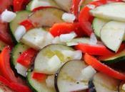 Tarte express légumes