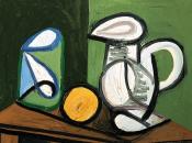 António Ramos Rosa Parfois chaque objet s'éclaire (Por vezes cada objecto ilumina, 1988)