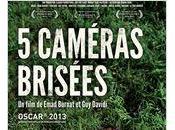 Caméras Brisées Emad Burnat, Davidi (Documentaire lutte pacifique fermier palestinien, 2013)