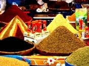 Maroc épices culinaires