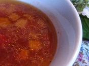Soupe légumes boeuf presto (autocuiseur)