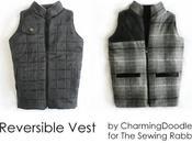 veste matelassée réversible