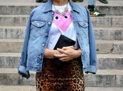 Favorite streetstyle outfits from Paris Fashion Week September 2013