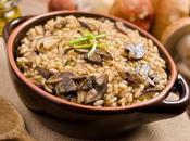 Risotto cèpes, cuisine Italienne saison