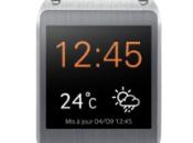 Musique Samsung Galaxy Gear