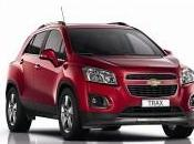 Chevrolet Trax 2014 Buick Encore Match comparatif