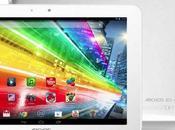 Test tablette tactile Archos Platinum