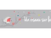 Bloganniversaire Oiseau branche (cadeau inside)