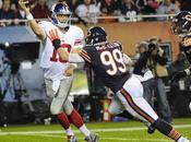 miettes vendredi Giants, Bears nouvelles hétéroclites