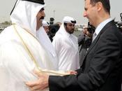 RAPPROCHEMENT. Syrie-Qatar: Lettre l'émir Qatar à…Bachar al-Assad