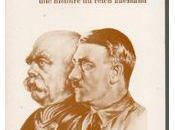Sébastian Haffner Bismarck Hitler, histoire reich allemand
