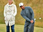 plus belles WAGS golfeurs