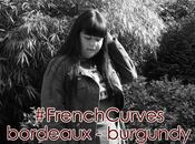 #FrenchCurves Bordeaux Burgundy