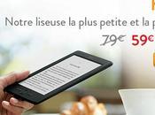 Obtenez votre Kindle 59,99 euros seulement
