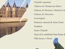 Visites insolites monuments historiques franciliens pour publics handicapés