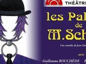 Théâtre grand retour parisien Schutz