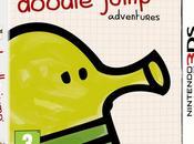 Avanquest annonce sortie Doodle Jump adventures pour Nintendo 3DS