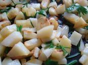 omelette pommes terre--oignons---