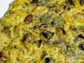 Omelette escargots cèpes