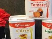 farines parfumées chez Francine quoi stimuler créativité cuisine