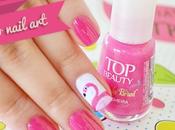 croquet reine Partage Tuto flamingo nail