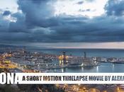 Barcelona Motion Timelapse