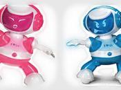 robot danseur DISCOROBO Tosy mettre l'ambiance pour d'année!
