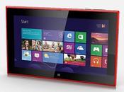 Lumia 2520, première tablette Nokia sous Windows